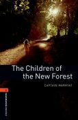 The Children of the New Forest, Rowena Akinyemi, Captain Marryat