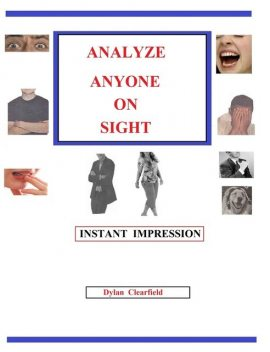 Analyze Anyone on Sight, Dylan Clearfield