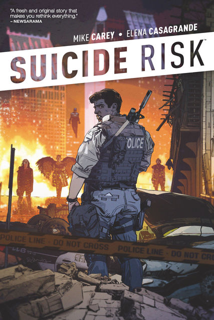 Suicide Risk Vol. 1, Mike Carey