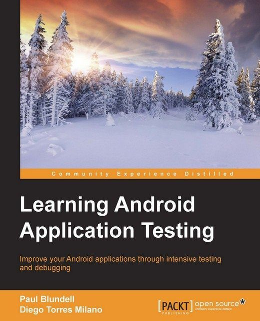 Learning Android Application Testing,
