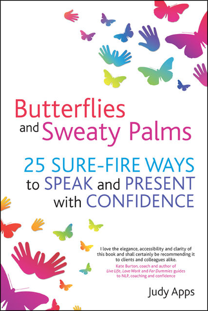 Butterflies and Sweaty Palms, Judy Apps