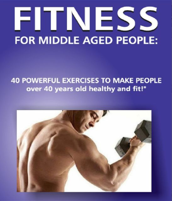 Fitness for Middle Aged People, Andrei Besedin