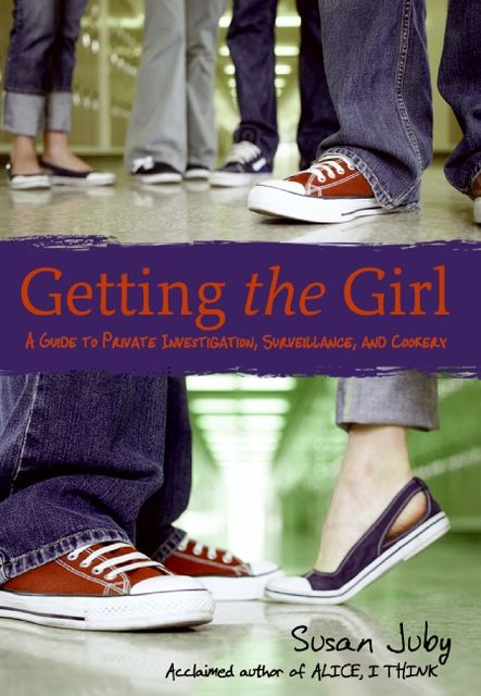 Getting the Girl, Susan Juby
