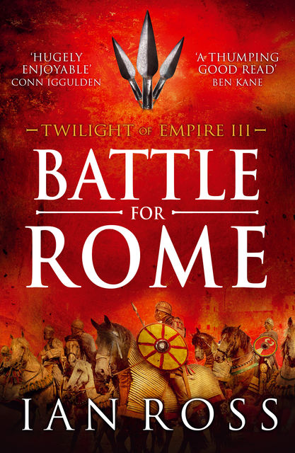 Battle for Rome, Ian Ross