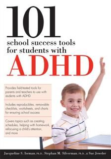 101 School Success Tools for Students with ADHD, Jacqueline Iseman