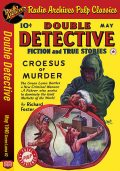 Double Detective May 1940 The Green Lama, Richard Foster