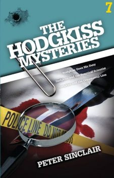 The Hodgkiss Mysteries Volume 7, Peter Sinclair