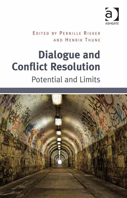Dialogue and Conflict Resolution, Pernille Rieker