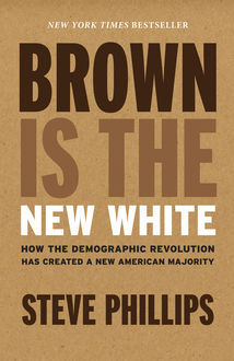 Brown Is the New White, Steve Phillips