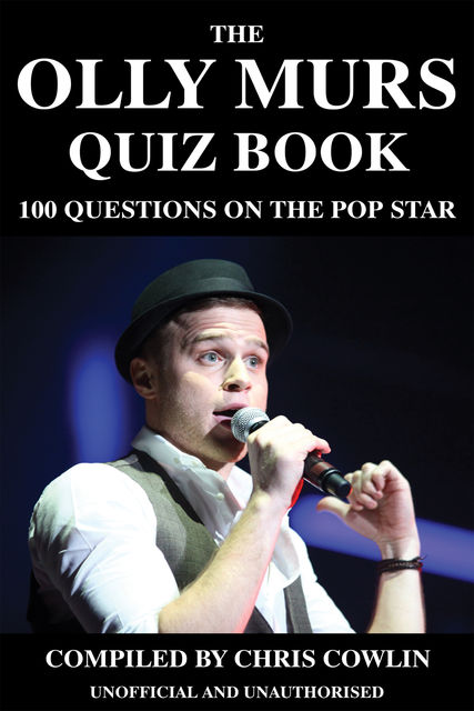 Olly Murs Quiz Book, Chris Cowlin