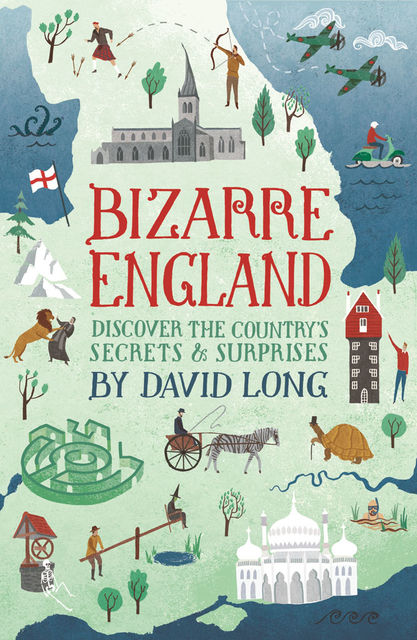 Bizarre England, David Long