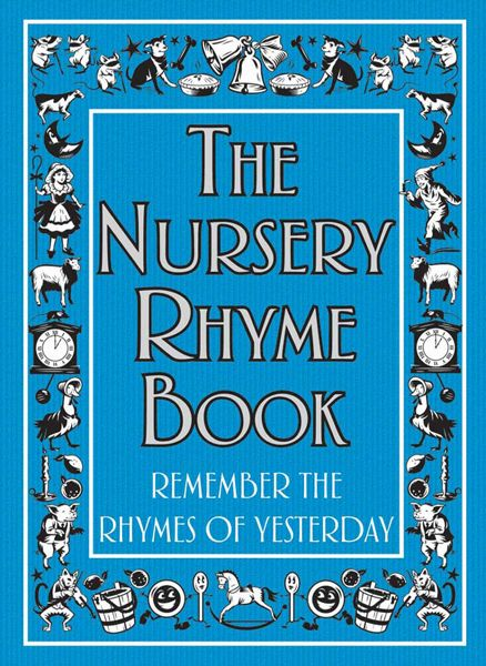 The Nursery Rhyme Book, Helen Cumberbatch