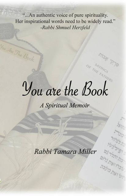 You are the Book, Tamara Miller