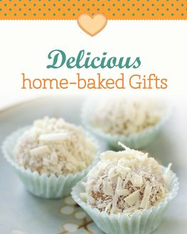 Delicious home-baked Gifts, Göbel Verlag, Naumann