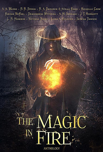The Magic in Fire, Victoria Young, Dragonness Wyverna