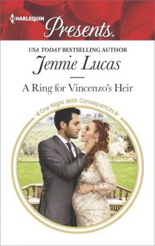 A Ring for Vincenzo's Heir, Jennie Lucas