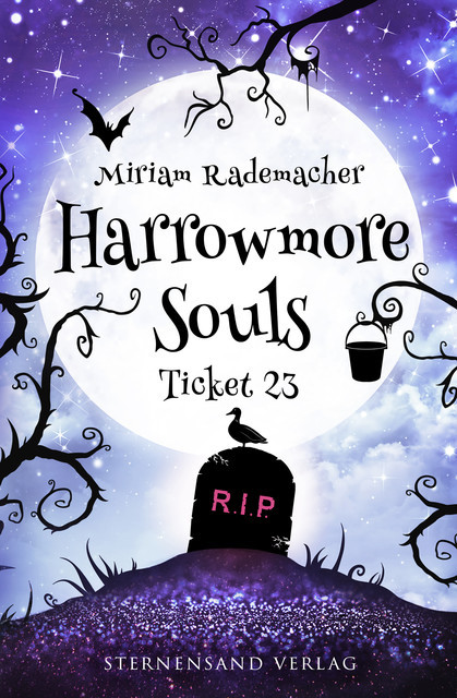 Harrowmore Souls (Band 2), Miriam Rademacher