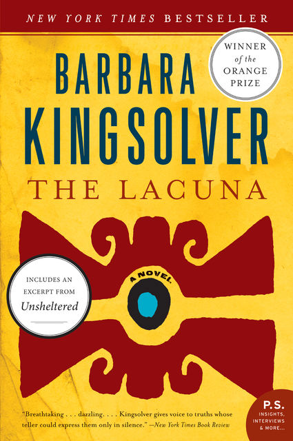 The Lacuna, Barbara Kingsolver