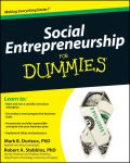 Social Entrepreneurship For Dummies, Mark Durieux, Robert Stebbins