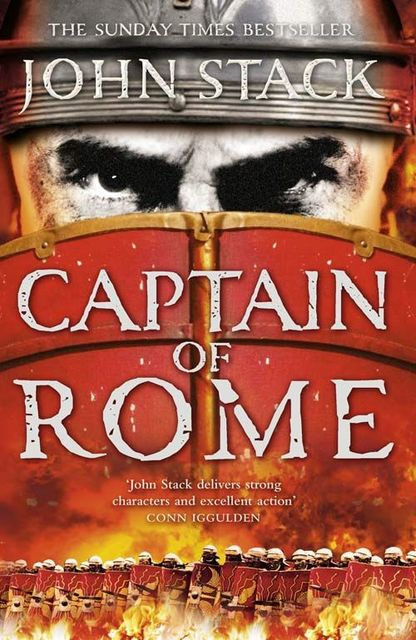 Captain of Rome (Masters of the Sea), John Stack