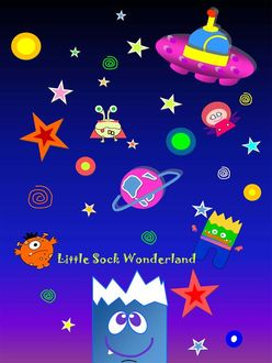 Little Sock in Wonderland, Teresa Spalierno