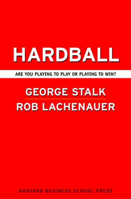 Hardball, John Butman, George Stalk, Rob Lachenauer