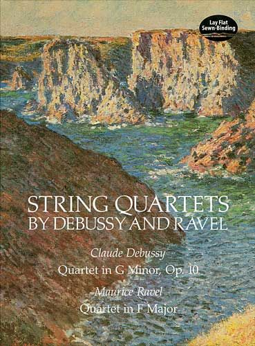 String Quartets by Debussy and Ravel, Claude Debussy, Maurice Ravel