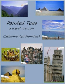 Painted Toes (EPUB First Edition), Catherine Van Humbeck