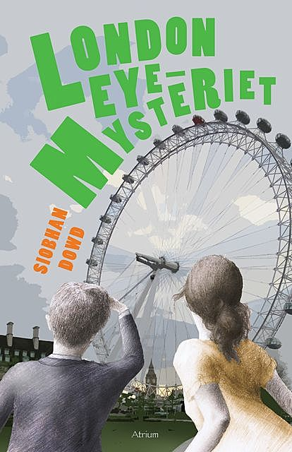 London Eye-mysteriet, Siobhan Dowd