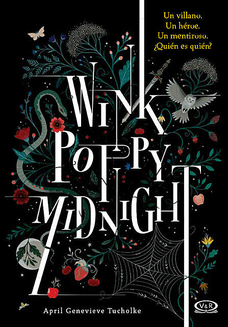 Wink Poppy Midnight, April Genevieve Tucholke