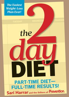The 2-Day Diet, The Prevention, Sari Harrar