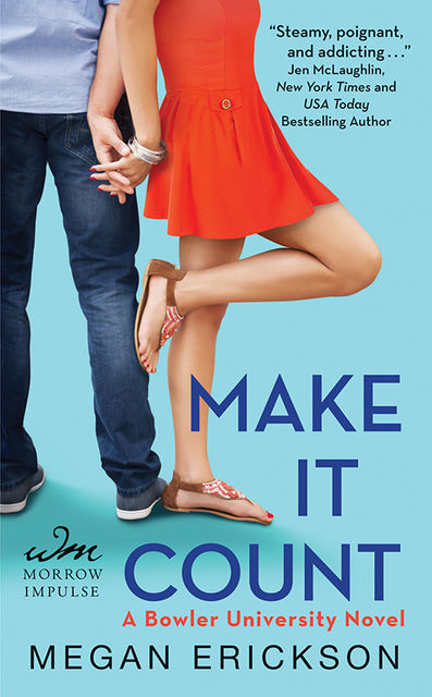 Make It Count, Megan Erickson