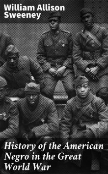 History of the American Negro in the Great World War, William Allison Sweeney