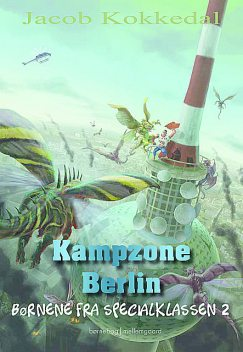 Kampzone Berlin, Jacob Kokkedal