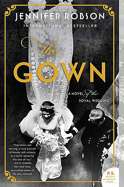 The Gown, Jennifer Robson