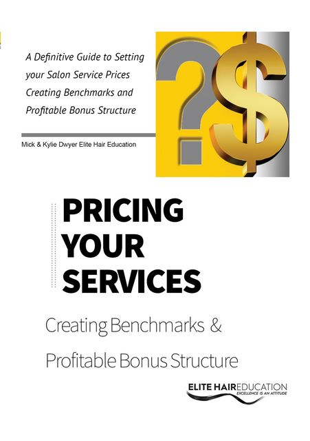 Pricing your Services, Mick Dwyer