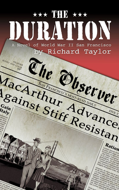 The Duration, Richard Taylor