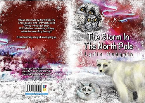 The Storm In The North Pole, Lydia Hussein