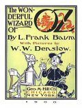 The Wonderful Wizard of Oz, Lyman Frank Baum