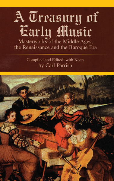A Treasury of Early Music, Carl Parrish
