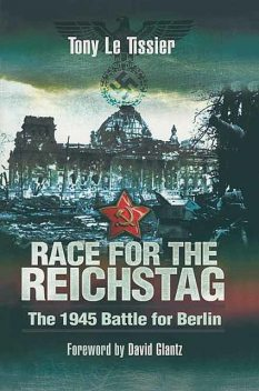 Race for the Reichstag, Tony Le Tissier
