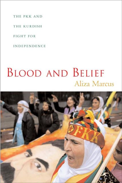Blood and Belief, Aliza Marcus
