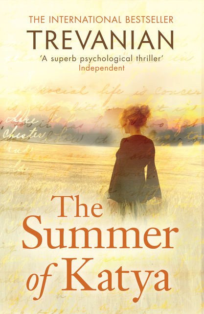 The Summer of Katya, Rodney Whitaker