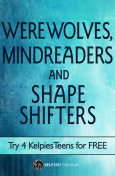 Werewolves, Mindreaders and Shapeshifters, Lari Don, Roy Gill, Gill Arbuthnott