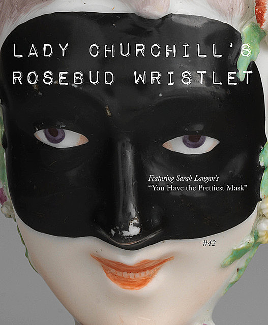 Lady Churchill's Rosebud Wristlet No. 42, amp, Gavin J. Grant, Edited by Kelly Link