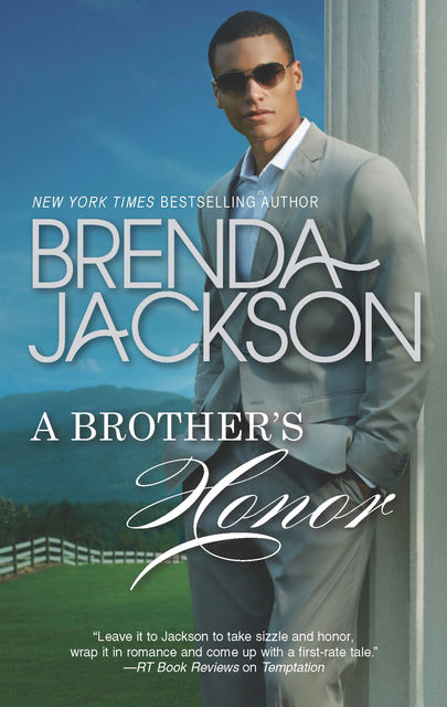 A Brother's Honor, Brenda Jackson