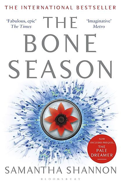The Bone Season, Samantha Shannon