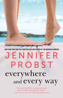 Everywhere and Every Way (The Billionaire Builders #1), Jennifer Probst
