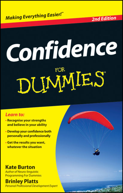 Confidence For Dummies, Kate Burton, Brinley Platts