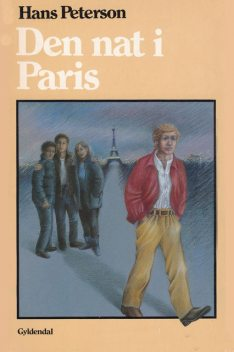 Den nat i Paris, Hans Peterson